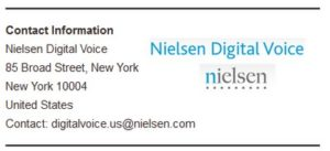 About Nielsen Digital Voice
