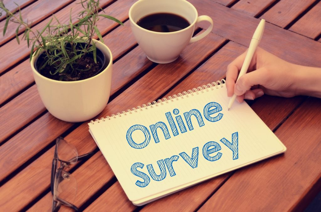 Send Earnings online surveys