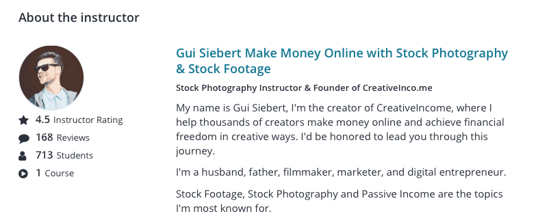 How to Make Money Online Selling Stock Footage & Photography