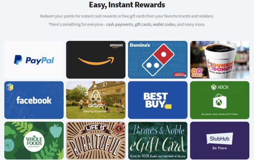 earn ably reward choices
