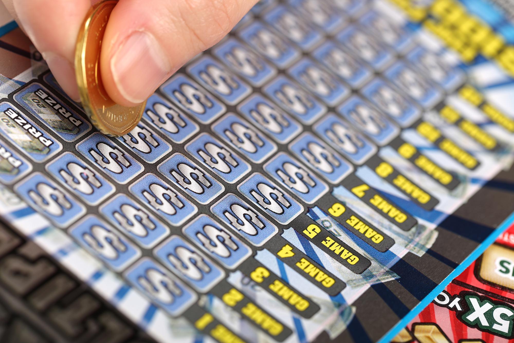 lottery app scratch off ticket