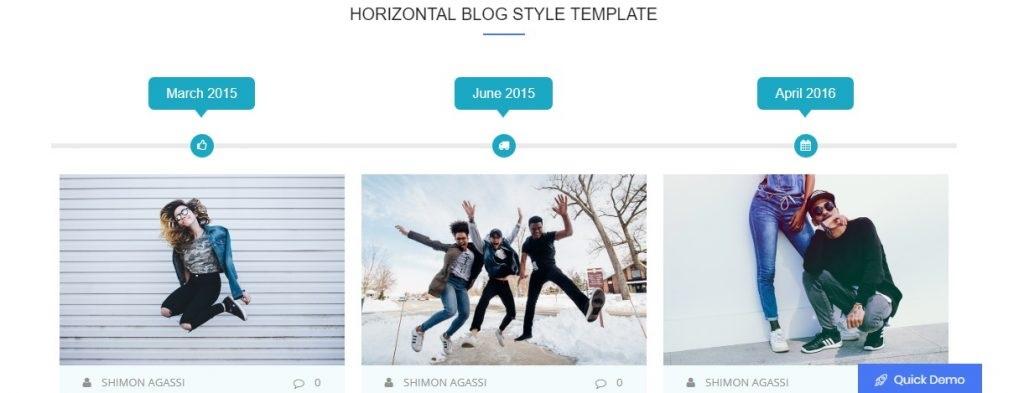 Everest Timeline plugin preview