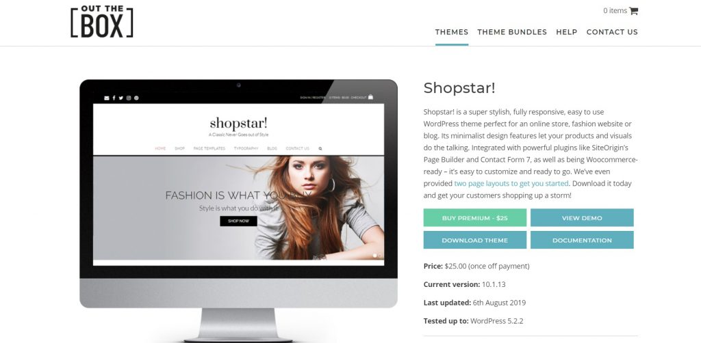 Shopstar online survey homepage preview