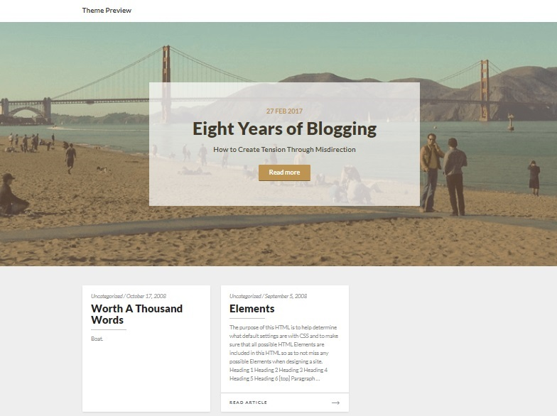 newsbuzz theme for wordpress