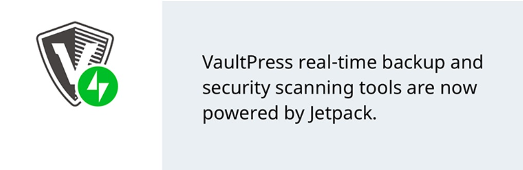 vaultpress homepage banner preview